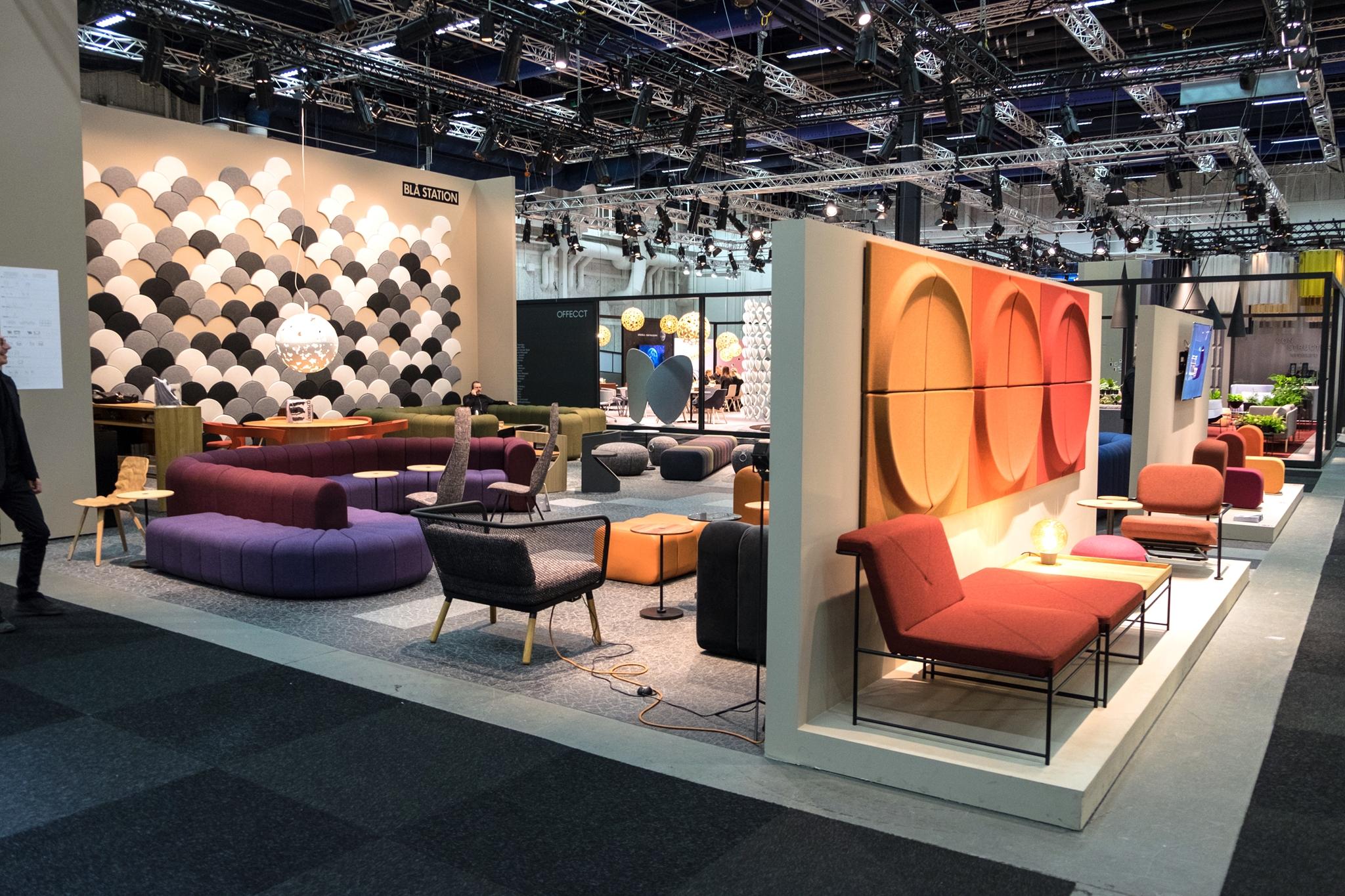 Stockholm Furniture Fair 2017 Bl Station
