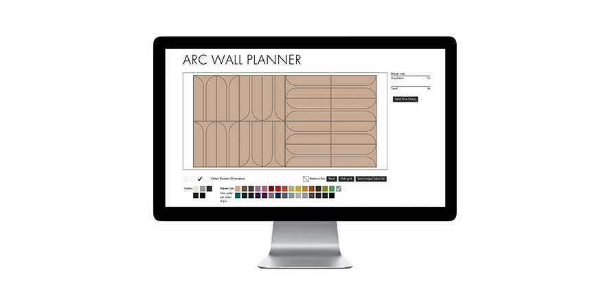 Arc Wall Planner